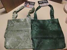 Two Multi-Purpose Cloth Gift Bags Brocade Design