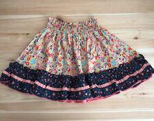 MATILDA JANE Friends Forever Ashton Floral Skirt Size 8