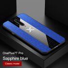 For OnePlus 7T Pro 7Pro 7 6 PU Pattern Slim Back Shockproof Phone Case Cover
