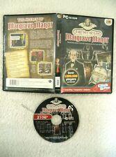 16807 - The Secret Of Margrave Manor - PC (2008) Windows Vista 2106A
