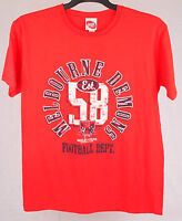 Official AFL Melbourne Demons Mens Supporter Tee