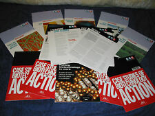 11x BIOTECHNOLOGY MEANS BUSINESS industry info pack, status report, case studies