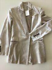 NWT $3495 BRUNELLO CUCINELLI Women's Velvet Jacket Blazer size 38/XS