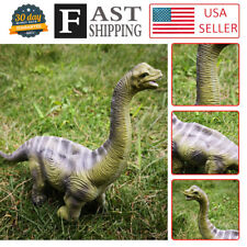 large Brachiosaurus Dinosaur Figure Toy Realistic Model Christmas Gift for Kids