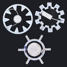 DIY LED Ring PANEL Circle Light LED Round Ceiling Board The Circular Lamp 18/24W
