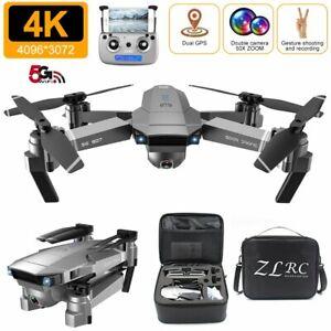 SG907 FPV Drohne mit 4K HD WIFi Kamera 2.4G RC Quadcopter GPS Selfie Drone DHL