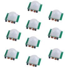 10pcs Hc Sr501 Infrared Pir Motion Sensor Body Detector Module For Arduino