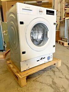 Siemens iQ700 WI14W442 Einbau Waschmaschine 8 kg vollintegrierbar waterPerfect+