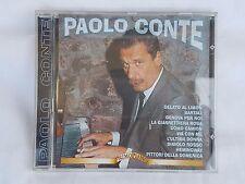 PAOLO CONTE  CD DVD musica italiana canzoni