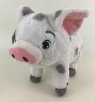 "Disney Store Official Moana Plush Pua Pig 10"" Stuffed Animal Toy Piggy"