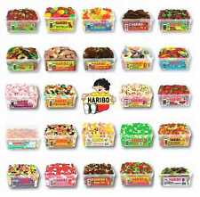 HARIBO SWEETS CANDY Selection of All Flavours TUBS and PICK N MIX Kids Party