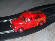 Scalextric conversion Morris Minor Moggy 1000 Fire pic-up ute car SUPERB FUN