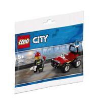 LEGO® - Sets - City - 30361 - Feuerwehr-Buggy