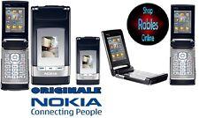Nokia N76 Black (Ohne Simlock) Smartphone 3G 2,0MP Radio Original Finland GUT