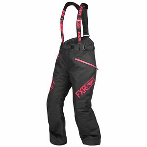 FXR Women Fresh Pant Warm Thermal Insulation Breathable Winter Snocross Size 10