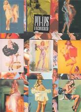 1996 PINUPS UNCOVERED Variety Pin-Up Art card set Beautiful and MINT