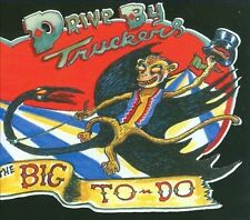 The Big To-Do [Digipak] by Drive-By Truckers (CD, Mar-2010, ATO (USA))