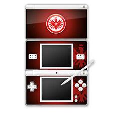 Nintendo DS Lite Folie Aufkleber Skin - Eintracht Frankfurt