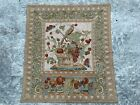Vintage French Tapestry Wall Hanging Home Decor Aubusson Style Romantic Tapestry