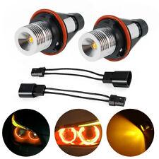 LED Angel Eyes Ringe Standlicht Für BMW E39 E87 E60 E61 E63 E64 E65 X5 E53 E83