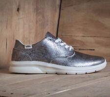 VANS ISO 2 (Disco Python) Blanc de Blanc UltraCush Trainer Shoes Men's 8.5