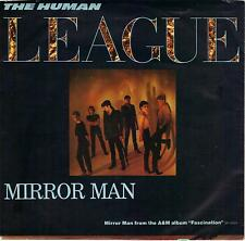 THE HUMAN LEAGUE  Mirror Man / Non-Stop 45 with PicSleeve