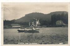 AK aus Erlaufsee, Hotel Herrenhaus, Steiermark    (C53)