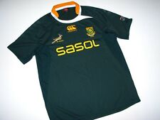 SOUTH AFRICA CANTERBURY RUGBY UNION SHIRT JERSEY Size:XL EXCELLENT CONDITION