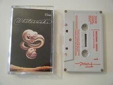 WHITESNAKE TROUBLE CASSETTE TAPE EMI FAME UK 1983
