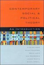 Contemporary Social and Political Theory, O'Neill, Shane, Martin, James, MacKenz