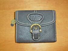 NEW WOMEN'S CHAPS WALLET CREDIT CARDS/MONEY/DRIVERS LICENCE 1 ZIPPERED POCKET