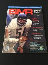 SMR MAGAZINE DICK BUTKUS January 2015 PSA Guide Sports Market Report