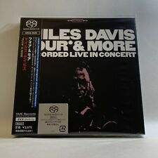 Miles Davis - Four & More (Live) - Super Audio CD SACD Japan Single Layer SEALED