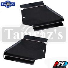 71-74 Mopar B-Body Trunk Floor Rear Extension End Cap - PAIR - AMD