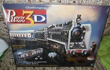 Hasbro The Orient Express 1st Class Pullman Car w/ 7 Passengers 3-D Puzzle - New