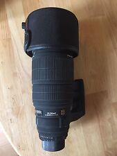 Sigma EX DG APO HSM 120-300mm F/2.8 APO HSM DG EX Lens Nikon Fit