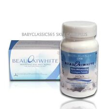 Beauoxi White Skin Whitening COLLAGEN TABLETS (300 tabs/jar) with FREE SOAP GIFT