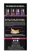 Splat Midnight Magenta Pink Hair Dye Kit Semi-Permanent Vegan and Cruelty Free