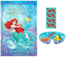 disney princess little mermaid ariel dream big party game decoration supplies - Disney Princess Games And Activities