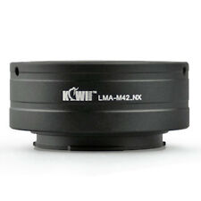 Adapter Mount Ring M42 Lens to Camera Photo Samsung NX10 NX100 NX11 NX5