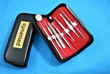 GERMAN 7pcs Blackhead Acne Comedone Pimple Blemish Extractor Remover Tool Kit