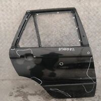 BMW X5 SERIES 3 E53 Door Rear Right O/S Black Sapphire Metallic - 475