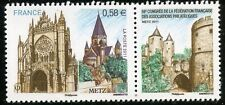 STAMP / TIMBRE de FRANCE NEUF N° 4554 ** CATHEDRALE SAINT ETIENNE METZ