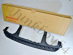 97-01 HONDA PRELUDE BB6 BB8 TYPE S SH BASE OEM FRONT HONEYCOMB GRILLE