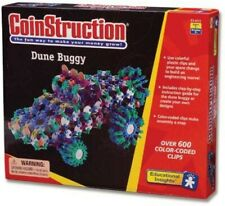 Educational Insights  CoinStruction DUNE BUGGY  NRFB  600 color-coded clips