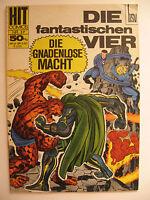 Hit Comics Nr.37, Die fantastischen Vier, BSV/Williams, Zustand 2+