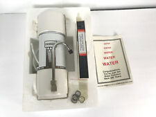 Paragon Water Filter White Counter Top Unit Model Ct 2 New in Box NOS