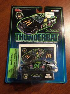 "Bill Elliott #94 McDonald's ""Thunderbat""  Batman The Movie 1995 Ford Thunderbird"