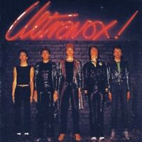 ULTRAVOX 'SAME' CD NEW!!