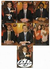 2008 Marngrook Footy Show Team 6 Card Set ****